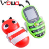 2015 Sale quente Little Bee Toy bonito Mobile Phone para Kids