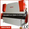 dobradeira hidráulica CNC, Pan e o freio da caixa de travão da placa, dobradeira de Rotação Horizontal