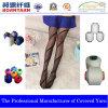 Polyester die Garen Spandex voor Manufacturenhandel behandelen met Acy