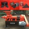 De verticale Machine van de Briket van de Houtskool van de Transportband van de Snijder Vlakke