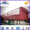 La carga de la pared lateral juego pesado camión de remolque semi