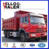 FAW 6X4 무거운 덤프 트럭 30t 무거운 화물 자동차 팁 주는 사람 트럭