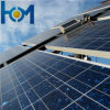 La qualité 3.2mm a durci le verre solaire avec du bas fer