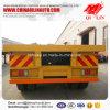 De Qilin de la marque 40FT de lit plat remorque semi fabriquée en Chine