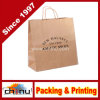 Bolsa de papel de encargo de Kraft de la impresión (2150)