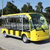 China-Fabrik-Batterieleistung 11 Seater elektrisches Doppelventilkegel-Auto