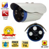 白いCMOS 700tvl 3 Array IR LEDs IRCut Security Waterproof Bullet Outdoor Security CCTV Camera Surveillanceロシア10-15days