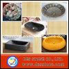 Vario lavabo de piedra natural, fregadero del cuarto de baño, fregadero contrario (DES-S03)