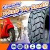 Seguridad de alto rendimiento 130 / 70-12 Street Racing neumático de la motocicleta