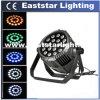 disco Light de 18X10W Waterproof LED PAR con 4in1 LED