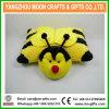 Palier chaud d'abeille de peluche de vente