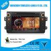 iPod DVR DIGITAL TV Bt Radio 3G/WiFi (TID-I124)のためのGPSの鈴木Sx4 2006-2012年のための人間の特徴をもつSystem 2 DIN Car Monitor