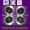 Les rotors de frein de certificats d'E1 ISO/Ts16949 pour les voitures automatiques de fabrique