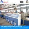 Línea de la extrusión de la tarjeta de la espuma del PVC PE del PP del alto rendimiento / máquina de la extrusora