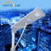 Prezzo di fabbrica di alta qualità 5W-120W tutto all'indicatore luminoso di via solare LED dell'indicatore luminoso solare del giardino di Onr