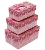 Prix bas de papier sensible Jd-GB051 d'emballage de boîte-cadeau/cadeau