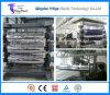 Chaîne de production de feuille du PE pp picoseconde, machine en plastique d'extrusion de feuille/machine d'expulsion