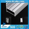 Final de aluminio modificado para requisitos particulares del molino del perfil del marco de la ventana 6063 T5