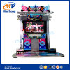 Giochi a gettoni della macchina di Dancing 2 giochi della galleria del giocatore