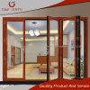 Piegatura di alluminio dell'interiore/portello Bifold per uso residenziale