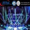 Konzert-Stadiums-Binder-drehende Kreise für bewegliche Hauptbeleuchtung