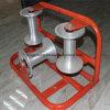 角の台紙のケーブルのローラーの回転のマンホールの鉛