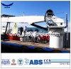 De hydraulische Mariene Opheffende Kranen van de Boot van het Dek, de Kraan van de Slang