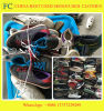 Zapatos usados talla grande para el africano (FCD-005)