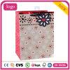 Blumen-Muster-Kraftpapier-Bekleidungsgeschäft-Geschenk-Papierbeutel