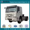 HOWO 336~420HP 4X2のトラクターのトラックかトラクターヘッド