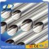 Tubo de acero inoxidable inconsútil de ASTM (304/304L/316/316L)