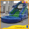 De opblaasbare Zwemmende Dia van het Water van Producten Mini met Pool (AQ1040)