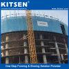 Elektrische Zelf het Beklimmen van Mutifunctional Steiger voor High-Rise Bouwconstructie
