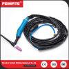 Wp26 Lampe torche de soudage TIG F séparés avec poignée bleue