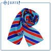 Digital-Drucken-Ebenen-Glattheit-langer Schal der Männer einfache