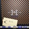 La bobina de alambre de metal cortinas|Tejidos|Cortinas de la arquitectura (1.2mmx6.0mm)