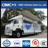 Aile en aluminium Van de charron d'Isuzu Qingling 10