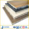 現代デザイン石の大理石の建築材料のためのアルミニウム蜜蜂の巣のパネル