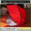 Der preiswerte Sun-Farbton knallen oben kundenspezifischer Druck-kampierendes Strand-Zelt