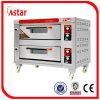 2 4 bandejas de la plataforma comercial de la Plataforma de Gas Horno de panadería de equipo, aprobado CE
