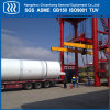 Norma ASME isolamento por vácuo do tanque de armazenamento criogénico