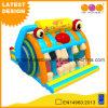 Campo de jogos inflável de rádio barato engraçado combinado para a venda (AQ01737)