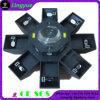 Acht Kopf-Scan-Laserlicht mit CER RoHS (LY-988Z)