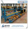 De volledige Automatische Machine van de Omheining van de Link van de Ketting met de Draad van het Roestvrij staal