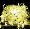 luz feericamente da corda do diodo emissor de luz do Natal da decoração da luz da corda dos 10m 100L
