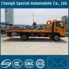 가벼운 의무 HOWO 9tons 도로 견인 트럭