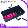 De nouveaux produits tige longue boîte à fleurs roses