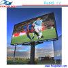 Pantalla de visualización a todo color de LED P8 de la alta calidad para hacer publicidad