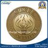 高品質亜鉛合金の金属の記念品の硬貨