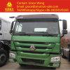 3つの車軸販売のための国際的なトラクターのトラックヘッドが付いているHOWO A7のトラクターヘッド